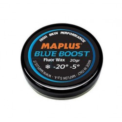 MAPLUS Blue Boost Fluor WAX High Skin Performance, 20 gram